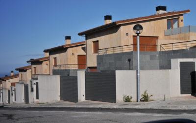 40 viviendas unifamiliares Urb. Residencial Breogán – A Coruña