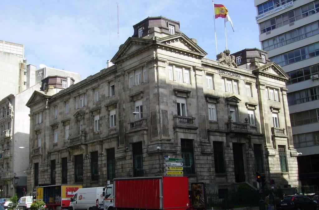 Banco de España. Sucursal de A Coruña