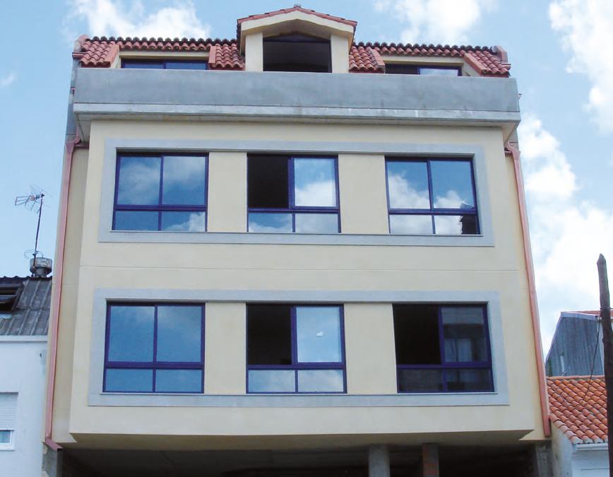 Seis viviendas en Miño