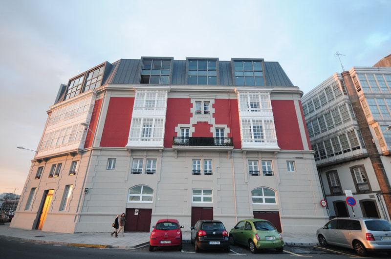 Ampliación de Edificio