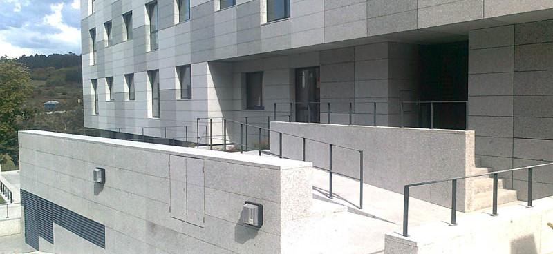 Edificio de 38 viviendas en Betanzos