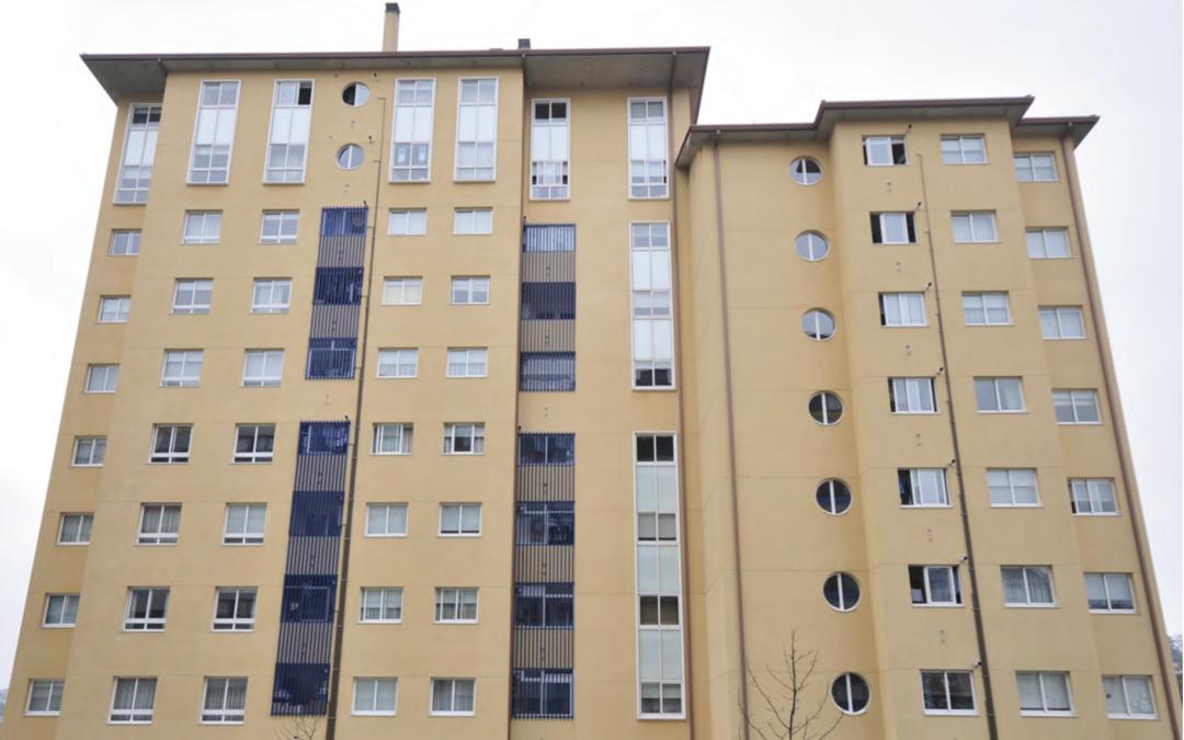 Edificio de viviendas El Burgo